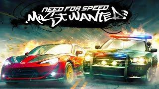#2 Тачки гонки и полицейская погоня в видео про машинки супер игре Need for Speed Most Wanted FGTV