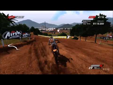 MXGP - The Official Motocross Videogame - Beto Carrero Brazil Gameplay [HD]