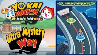 Yo-Kai Watch Wibble Wobble - Ultra Mystery Way! [iOS & Android Gameplay]