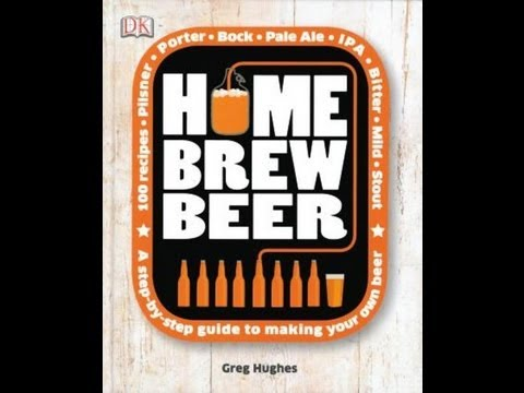 Home Brew Beer Book By Greg Hughes of Brewuk Review