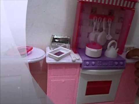 Tag m veis para casa da barbie youtube - Casa para barbies ...