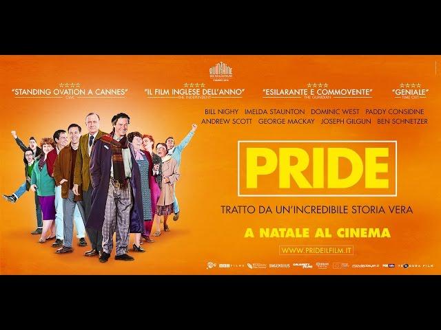 PRIDE - Trailer italiano ufficiale HD