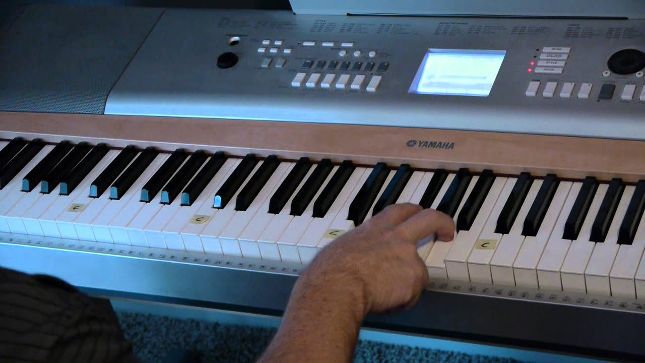 Easy to play piano our god is an awesome god youtube hexwebz Image collections