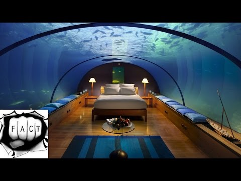 Top 10 Coolest Hotels In The World