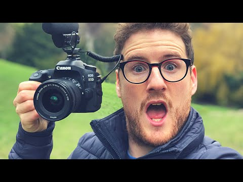 Did I Waste €1630 On A New Camera? - Being a Comedian in Paris #20
