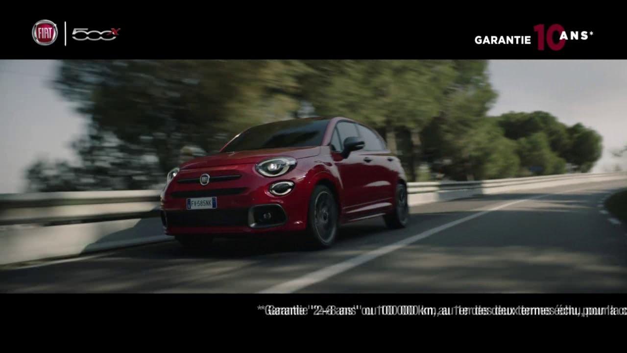 """Fiat Garantie 10 ans """"le crossover au look sportif c'est bien garantie 10 ans c'est m"""