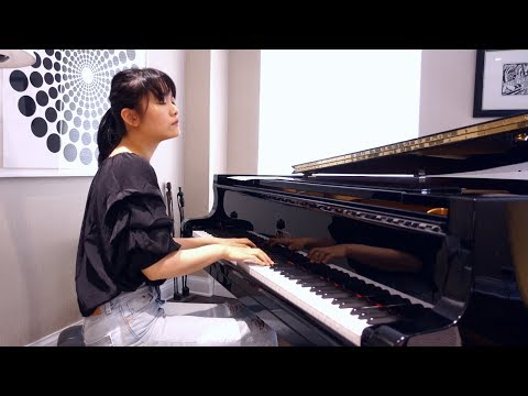 I Closed My Eyes To Play | Scriabin Etude Op.2 No.1