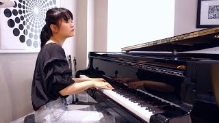 I Closed My Eỳes To Play | Scriabin Etude Op.2 No.1