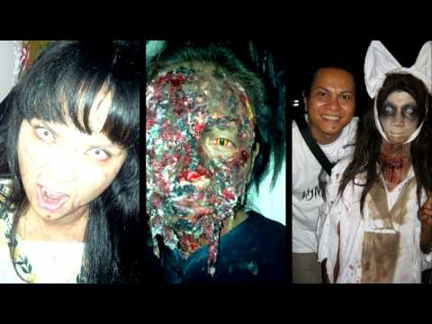 Special effect  make up by jlo zali