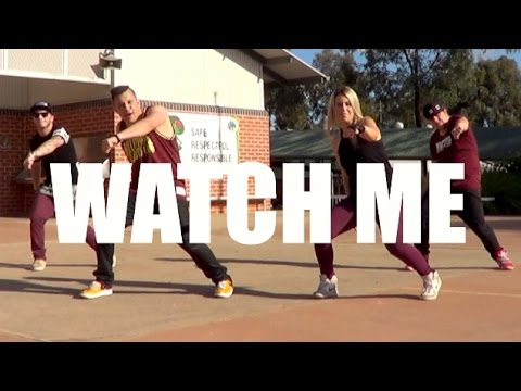 Silento - Watch Me (Whip/Nae Nae) #WatchMeDanceOn | Jayden R