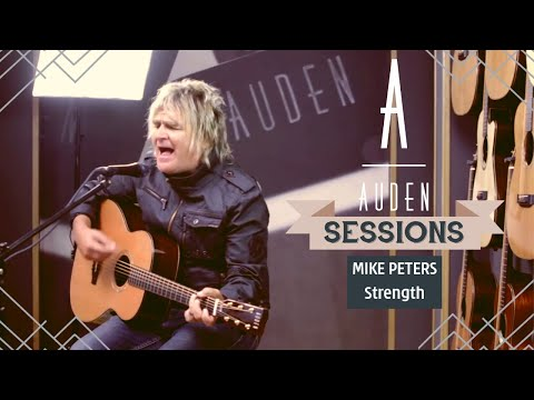 """Mike Peters - The Alarm - """"Strength"""""""