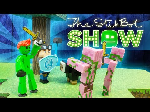 The Stikbot Show 🎬 | The one with DanTDM from YouTube · Duration:  5 minutes