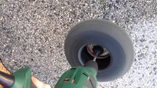 Wasser in Reifen? Wie kriegt man das wieder raus?