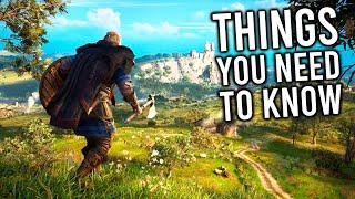 Assassin's Creed Valhalla: 10 Things You NEED TO KNOW