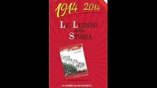 Repeat youtube video Storia e Letteratura nelle guerre del Novecento (1° parte)
