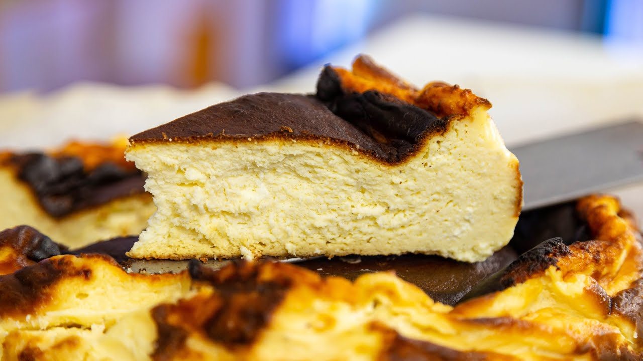 Burnt Basque Cheese Cake