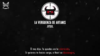 La Verguenza de Artanis [Diss vs Cubanito] - Dysix