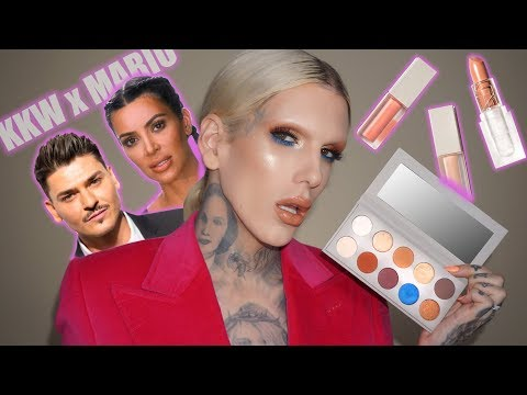 THE TRUTH… KKW BEAUTY x MARIO COLLECTION REVIEW