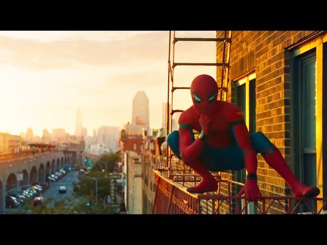 Человек-Паук: возвращение домой - второй трейлер