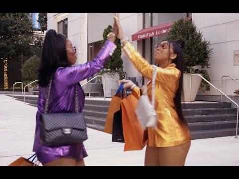 """LightSkinKeisha - """"On Read"""" FEAT. Kash Doll (Music Video)"""
