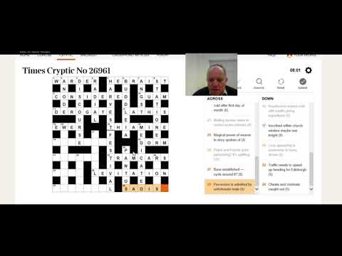 Struggling with the Times Crossword on February 14th