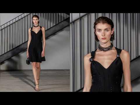 Emporio Armani's fashion collection of spring summer 2021