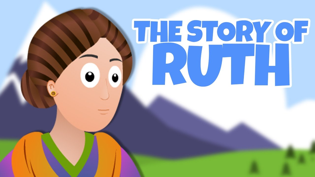 The Story of Ruth | Stories of God I Animated Children's Bible Stories