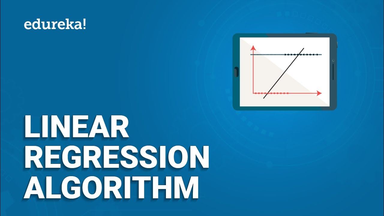 Linear Regression Algorithm Linear Regression In Python Machine
