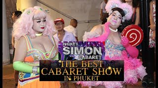 Я РУГАЮСЬ МАТОМ НА ШОУ ТРАНСВЕСТИТОВ САЙМОН / The Musical Ladyboy Show in Phuket (Patong)