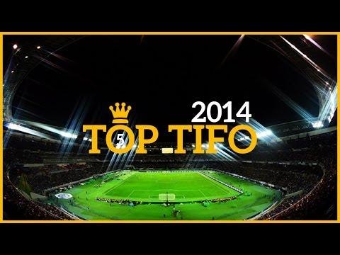 TOP 5 TIFO ULTRAS ARAB 2014