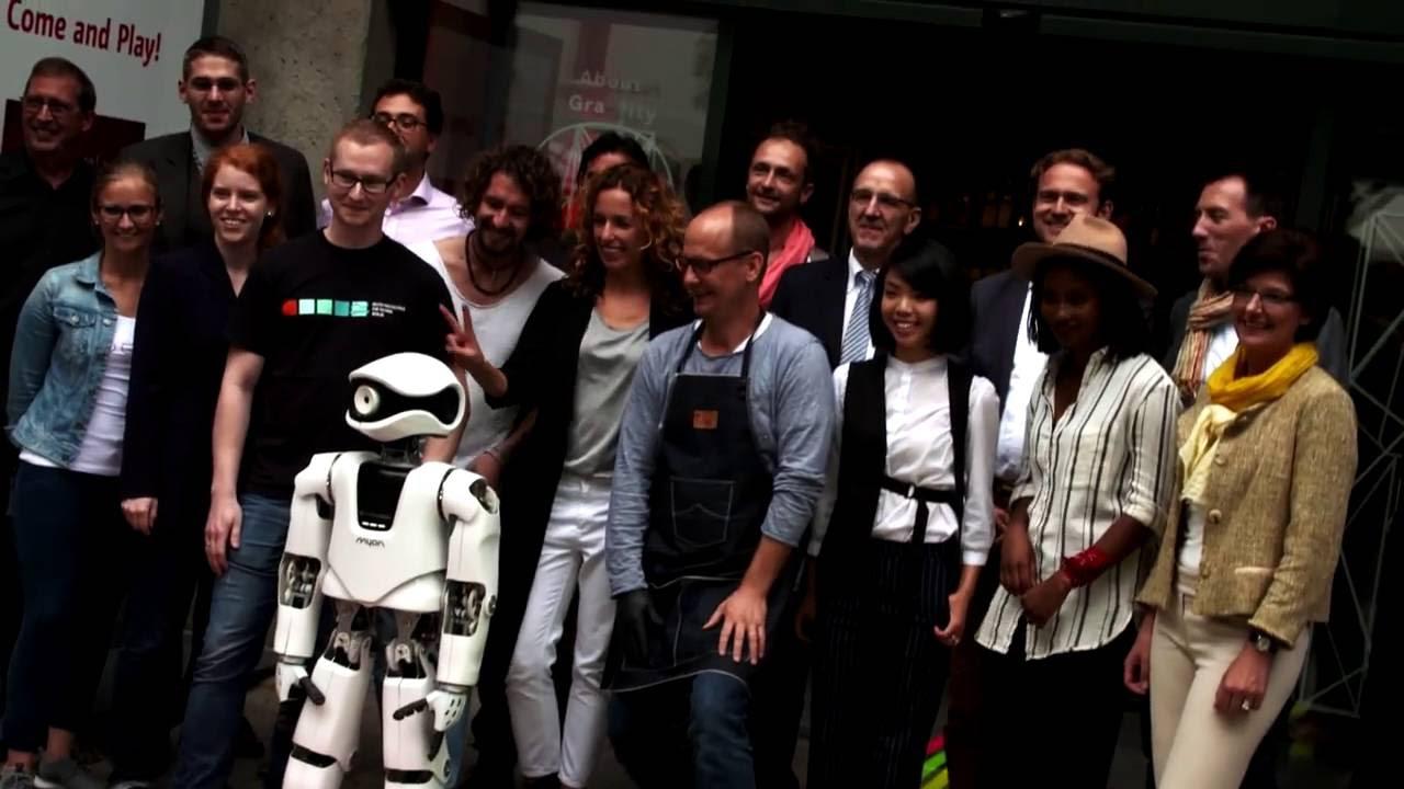 Pop-up-Lab Stuttgart- Eröffnung
