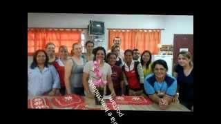 Homenagem ao Dia do Diretor Escolar - Sandra Regina M. de Oliveira