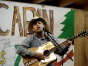 """Ben Coulter performs George Strait's """"The Fireman"""" at Wiggins Cabin Festival in Crossett, AR 2008"""