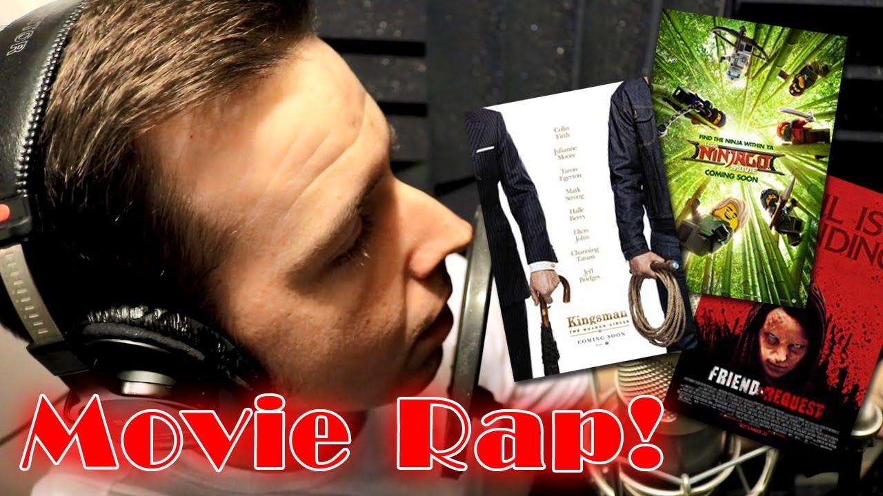 Movie Rap - 09/22/17 - Kingsman: The Golden Circle, The Lego Ninjago Movie,  Friend Request