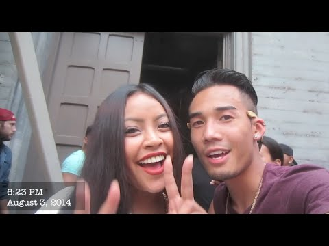 Vlog #462: My Dad Comes With Me To My Show! (Cambodian Music Festival - Hollywood, CA)