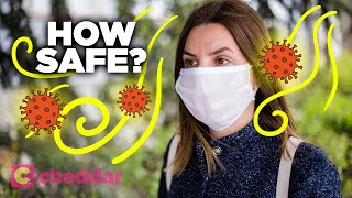 Just How Safe Is It To Be Outside During Coronavirus? - Cheddar Explains
