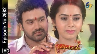 vuclip Manasu Mamata | 24th August 2019  | Full Episode No 2682 | ETV Telugu