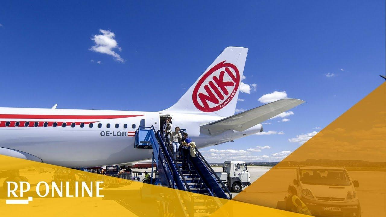Niki Insolvenz Airlines Bieten Gestrandeten Passagieren Freie
