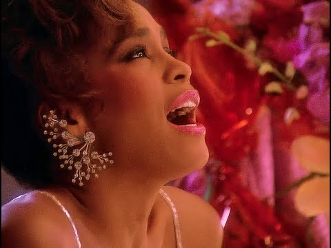 Whitney Houston - The Greatest Love of All (Acapella Version) Live - YouTube