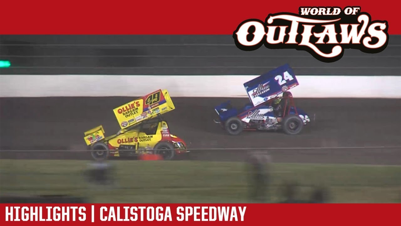 world-of-outlaws-craftsman-sprint-cars-calistoga-speedway-september-15-2017-highlights