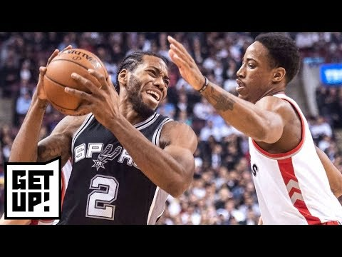 Jalen Rose on Kawhi trade: 'He could be the LeBron James of the Eastern Conference' | Get Up! | ESPN
