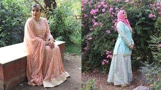 Eid 2018 Makeup Tutorial   Vegan & Cruelty Free   2 Outfit Options   Shreya Jain