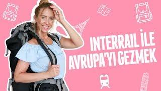 ROMA'DA SOKAKTA UYUDUK! - Interrail Anılarım🌍 | Gözde Tezer