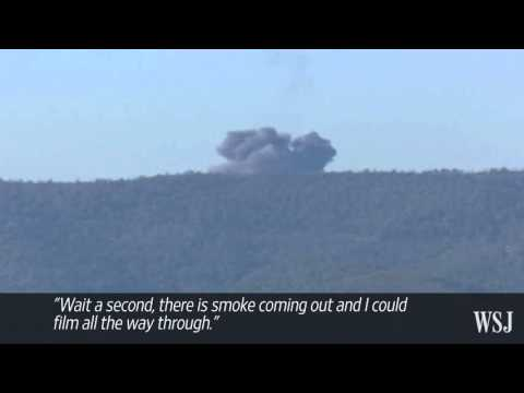 Turkey Shoots Down Likely Russian Jet