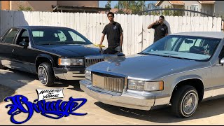 Whats in your Garage S3 Ep.10 father & son caddys -Caliboy Jr's fleetwood  (HD/4K)