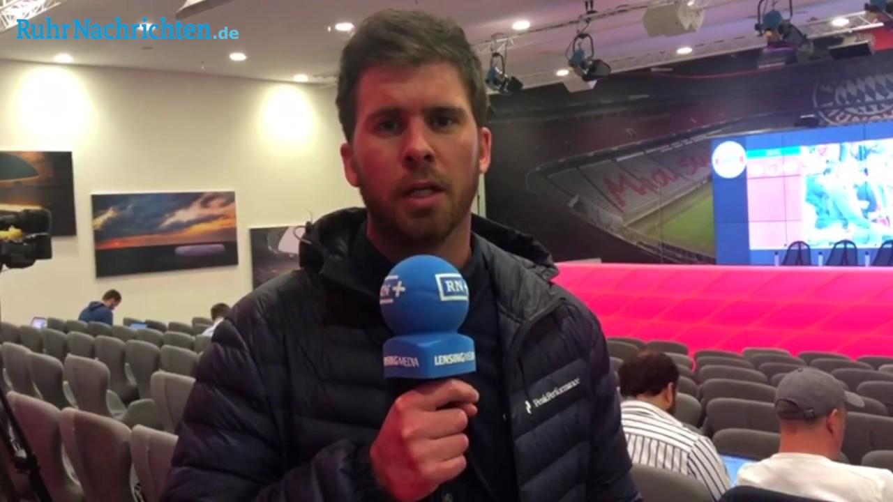 BVB-Trainer Lucien Favre überrascht gegen die Bayern
