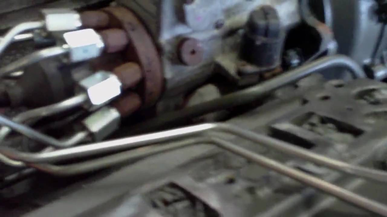 hight resolution of reassembling the 6 5 diesel part 12 injector lines harnesses etc