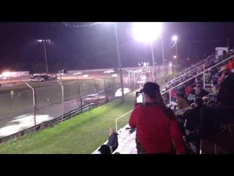Factory Stock Feature part 5 Superbowl Speedway 3-18-17