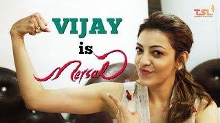 Vijay is Mersal | Rapid Fire with Kajal Aggarwal | Mersal Tamil Movie