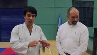 Club Combat Self-defense, Glasgow. Timur Khismatullin, Russian School Centre Haven.